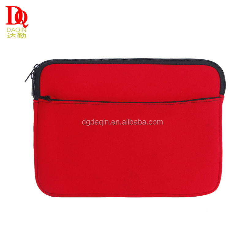 Best quality promotional price neoprene laptop bag 13.1 inch sleeve cover