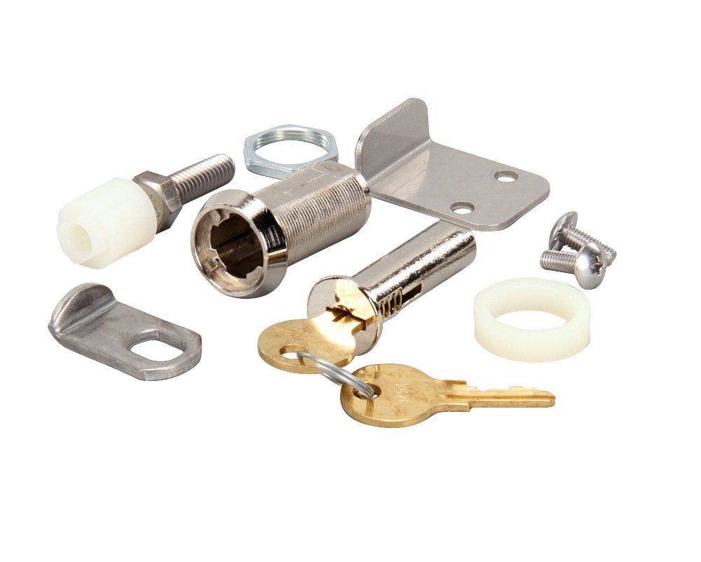 BEVERAGE AIR 00C30-103A Lock Assembly Kit