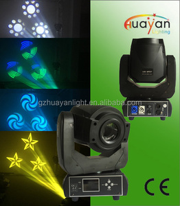 Disco Gobo light 90w led moving head spot