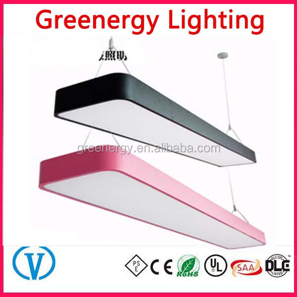 Workshop Shopping Mall Meeting room Office Ceiling hanging led suspension light fixture