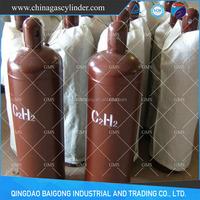 40L Capacity C2H2 Low Pressure Acetylene Gas Cylinder Price
