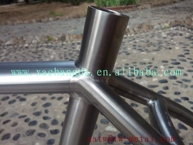 Titan Berg Tandem Fahrradrahmen Bb30 Titan Mtb Tandem Rahmen Titan ...