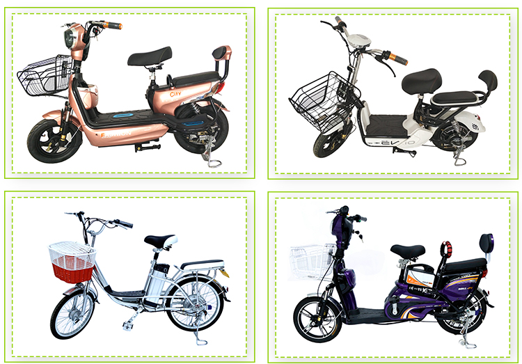 Chinese Supplier Cheap Chinese Electric Bike Ebike