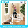 For Amazon and eBay stores Walk Thru Gate pet dog door gate to the dogs