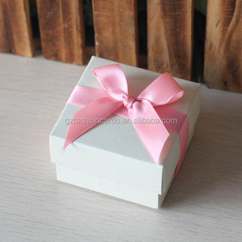 Online Sale Decorative Christmas Cheap Empty Gift Boxes With Pink ...