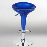 hot sell adjusted ABS bar stool