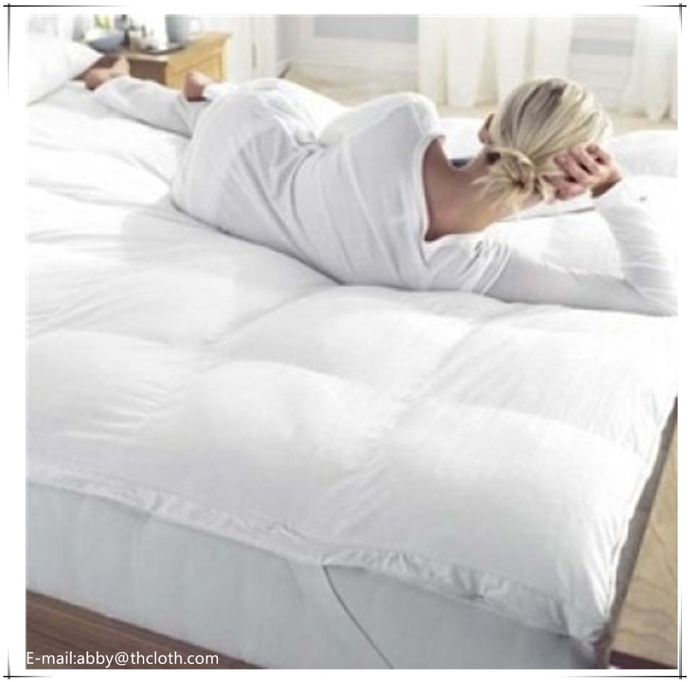 feather mattress topper feather mattress topper suppliers and at alibabacom