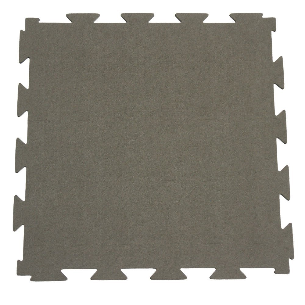 Rubber-Cal Terra-Flex Interlocking Flooring Rubber Tiles (5-Pack)