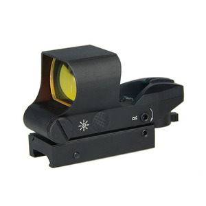 high quality OEM 1x red dot scope for night turkey hunting