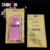 "10*17.5cm iphone 7 case bags resealable plastic bags printing packaging zipper bags for 5.5"" case cover"