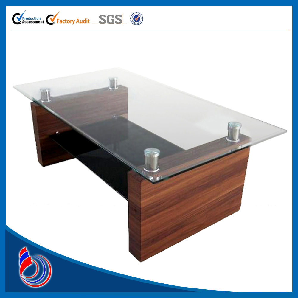Merveilleux Fancy Modern Led Tempered Glass Round Touch Screen Side Dining Coffee Table  Room Furniture Oval Wood