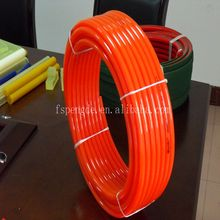 high quality colourful polyurethane round belt ,pvc/pu round belts