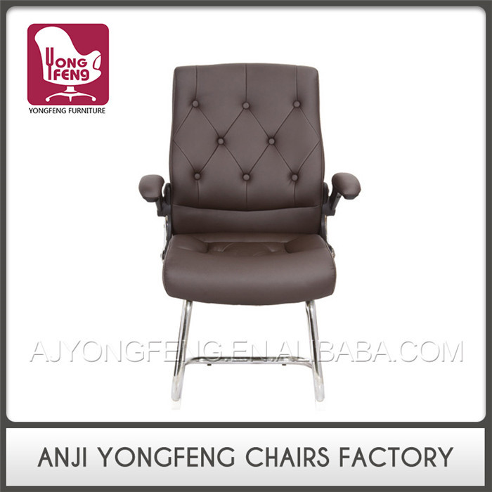 Professional Made Cheap Price PU Leather Office Table And Chair Price