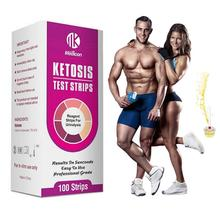 High Sensitivity Urine Strips Fat Burning Loss Weight ketone Test Kite
