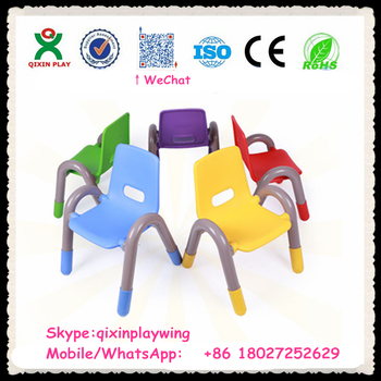 Guangzhou Qixin School Plastic Table And Chairs For Kids Kindergarten Furniture  Plastic Chairs For Day Care