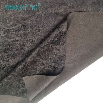 Textured Nonwoven Cloth Sofa Fabric Upholstery In Stock