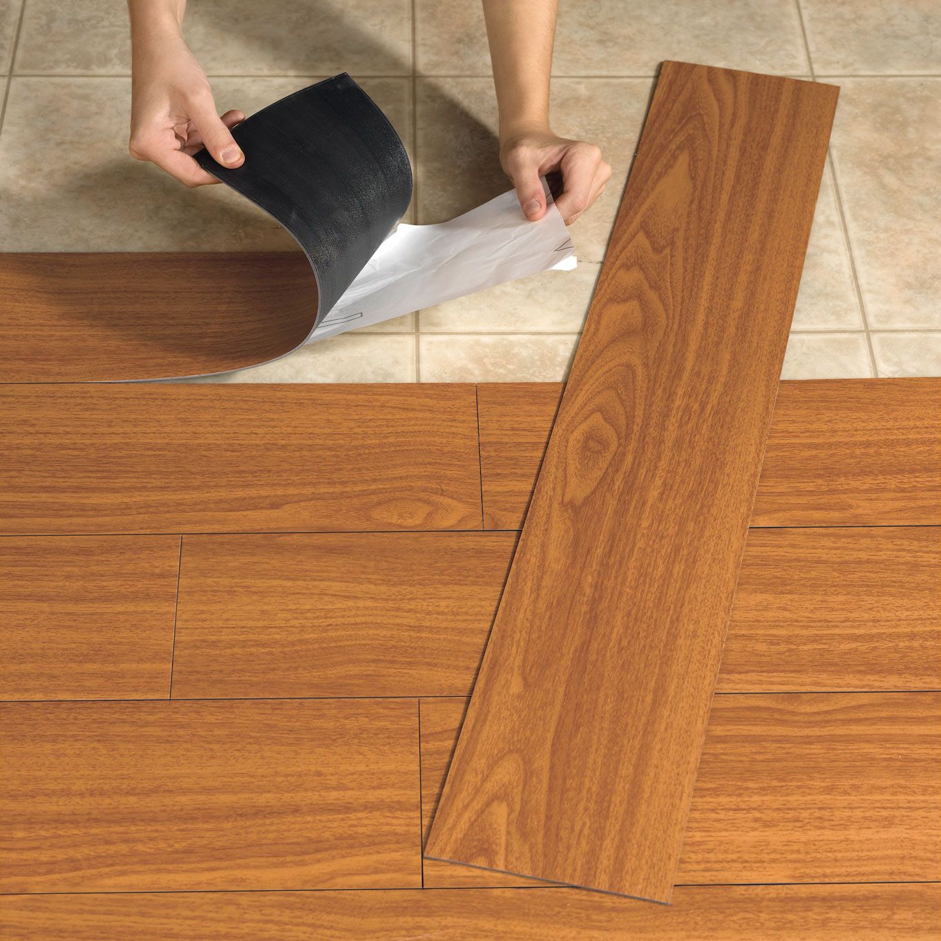 High Quality Vinyl Flooring Planks