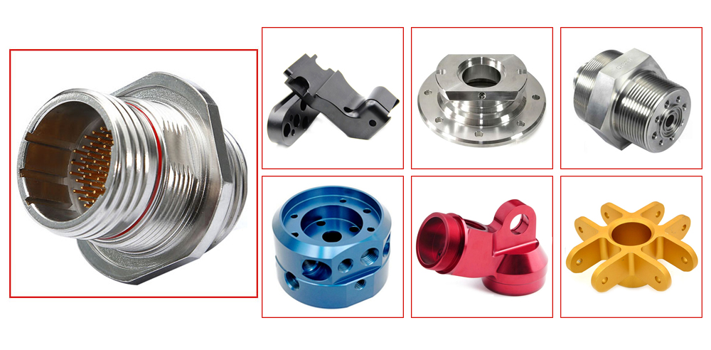 OEM ODM AAA Quality Cheap Different Materials CNC Milled Prototyping Parts Manufacturer From China
