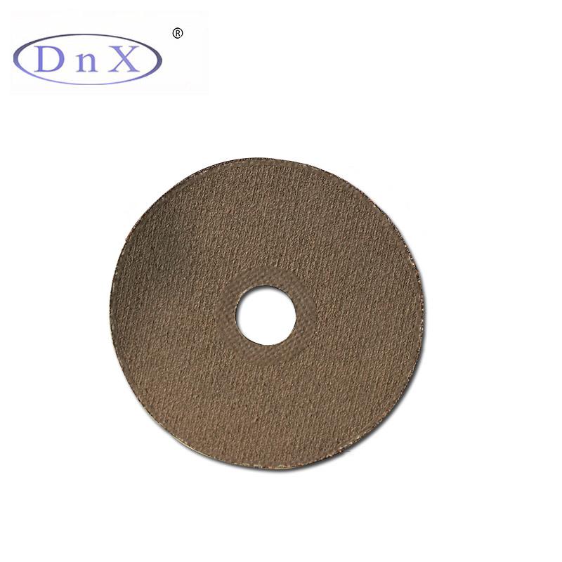 5 इंच काट पहिया घर्षण काटने डिस्क के लिए धातु स्टेनलेस स्टील