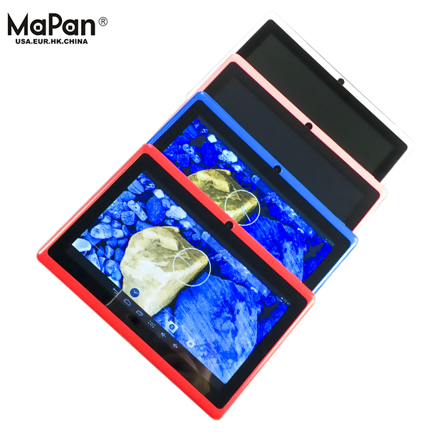 "Colourful hot sale ATM7051A 7"" tablet pc with RAM 512MB, ROM 8G, 1024*600"