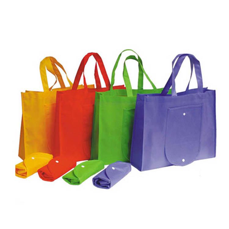 103f395d2 Barato reciclable pp no tejido bolso de compras fabricación bolsas  ecologicas supermercado