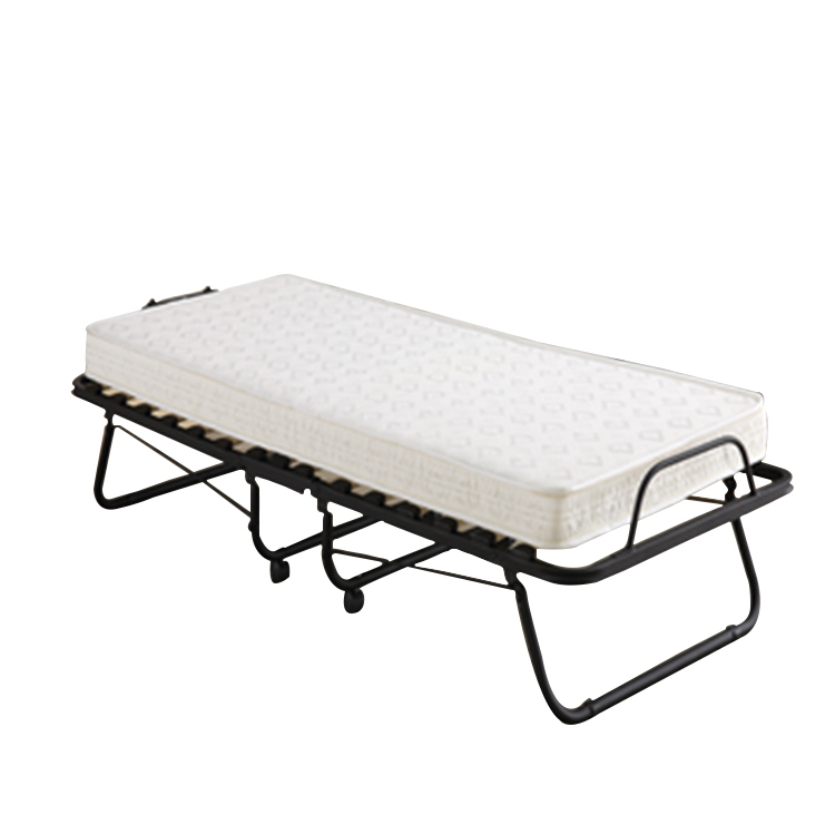 Portable Fold Away Guest Bed Full Size Folding Mechanism Bed