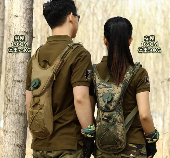 2016 ! Hot selling special design military water holder bakcpack