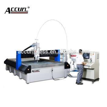 China Supplier Head 5 Axis Cnc Waterjet 3d Foam Cutting Machine