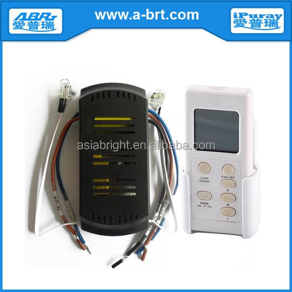 Schema Elettrico Ventilatore A Soffitto Con Telecomando : Velocità ir ventilatore a soffitto interruttore