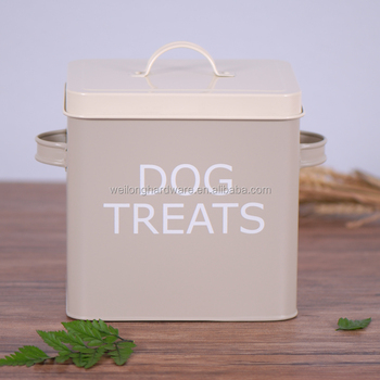 Good Quality Square Pet Food Large Container Dog Cat Animal Metal Food Seed Storage Bin & Good Quality Square Pet Food Large Container Dog Cat Animal Metal ...