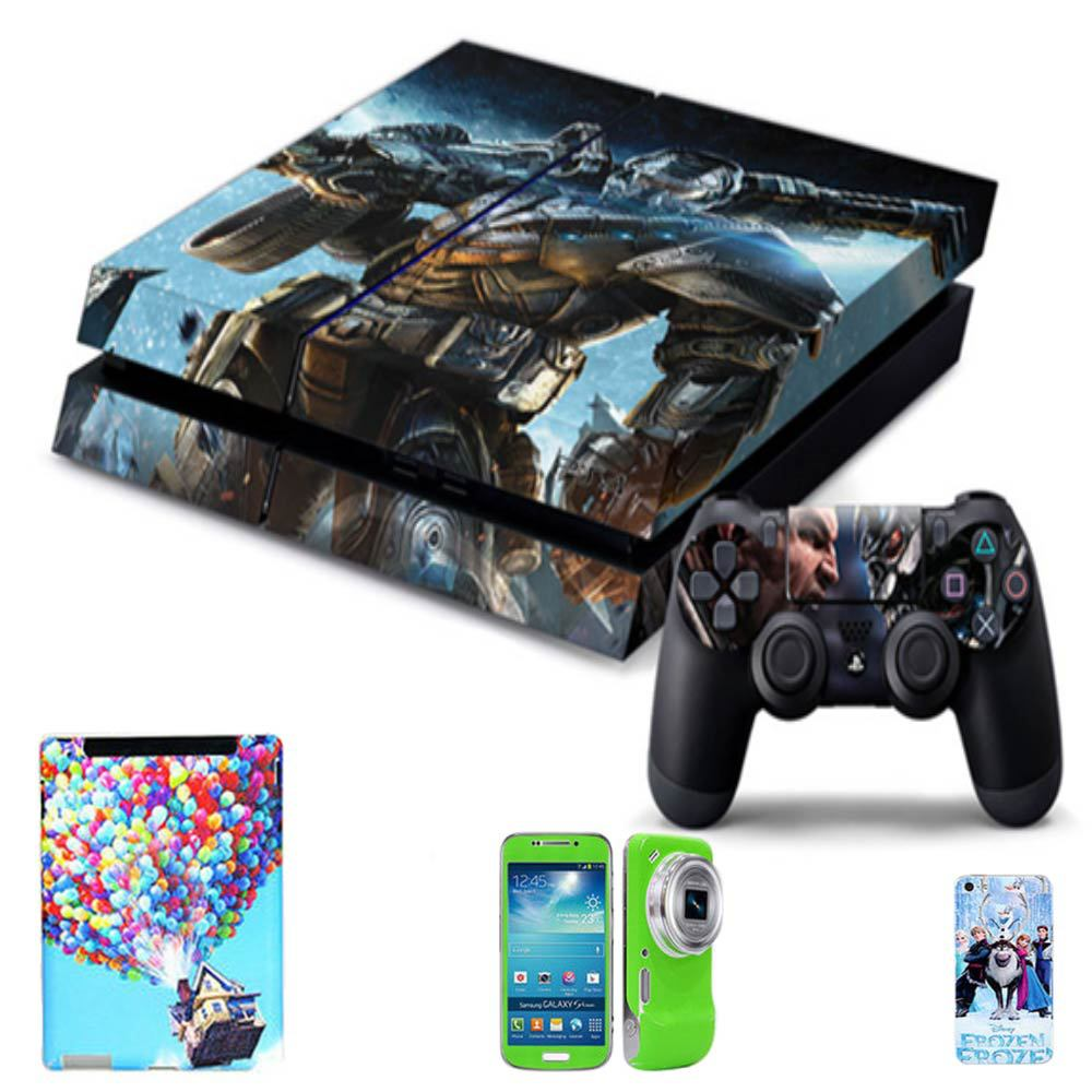 Skin printer for ps4 console skin