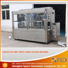 manufacture linear automatic barrel filling machine