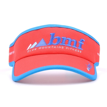 7b738a54 Custom Sport Sun Visor Cap With Embroidery Logo - Buy Sports Visor ...