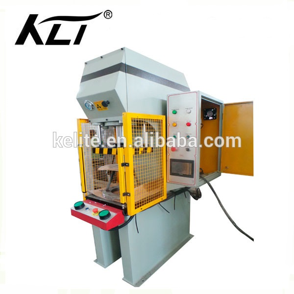 square RAM 4 guide column hydraulic press 10T powder products press machine plastic product press machine