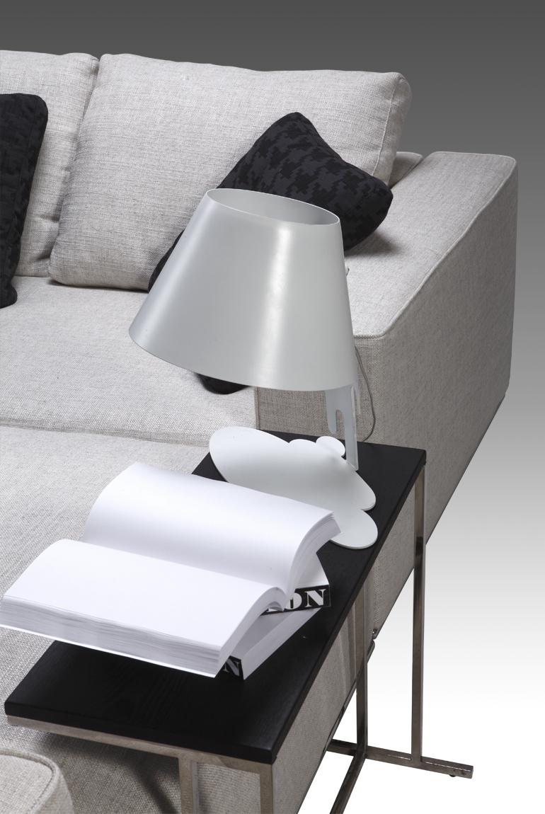 european style comfortable cheap linen fabric l shape sofa set for