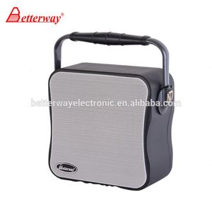 Good price pro sound equipment portable pa speaker karaoke best sound