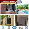 Stainless steel Woven wire mesh security window screen