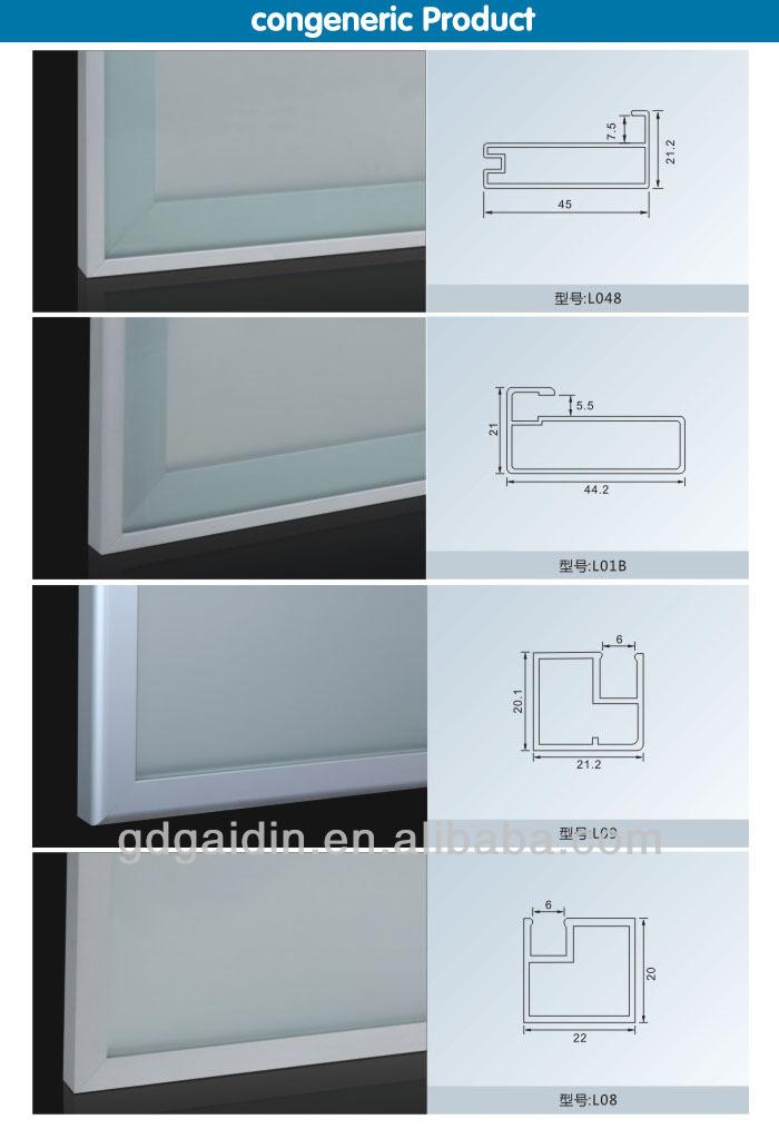 Kitchen Door Aluminium Frame on