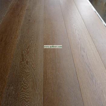 China Made Smoked Oak Engineered Wood Flooring Multi Ply Oak Ground