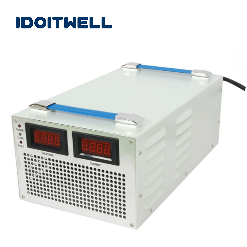 Customized 4000W series Battery Charger 24V/100A 36V/80A 48V/60A 60V/50A with display for Lead acid or Li-ion or LifePO4 battery