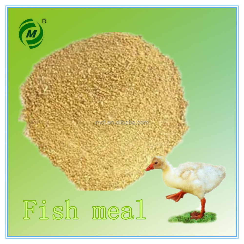 2015 China big seller of Fish Meal 60% powder for poultry feed
