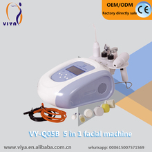 VY-Q05B 5 in 1 beauty facial instrument skin care and lifting