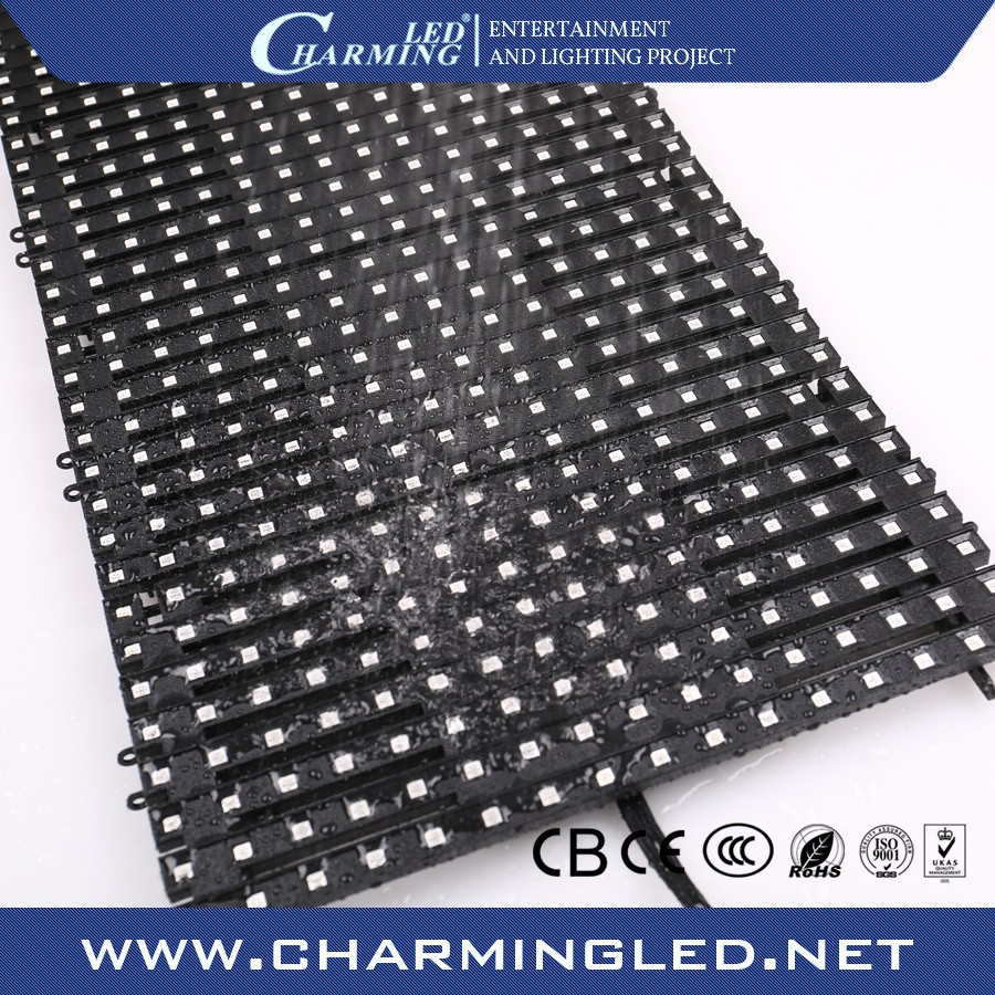 Guangzhou aquarium programmable smd led display