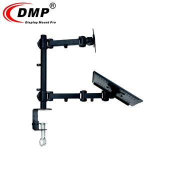 "LCD352-LT/MN Max VESA 100 x 100 Adjustable Single Monitor Arm for 13~27"" Laptop and Monitor"