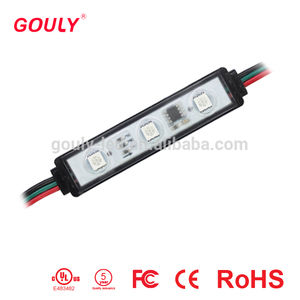 30mm ws2801 led module 3 6v 2835 smd driver