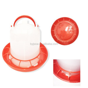 Lubing Nipple Cup Drinker For Chicken And Plastic Chicken Feeder / Chicken Feeding Barrels