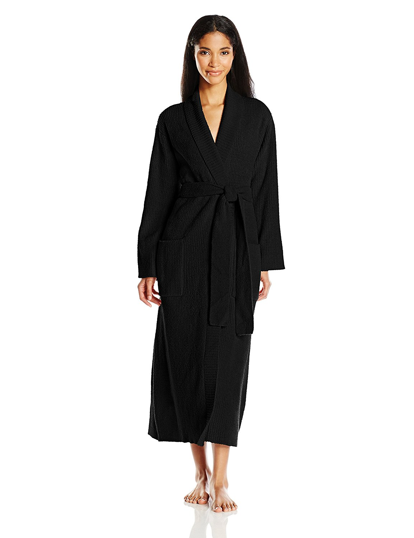 Get Quotations · N Natori Women s Ribbed Chenille Robe 273d012e5