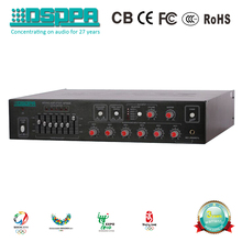 Dsppa MP6906 7-band equalizer 60 w amplificadores de conferencias