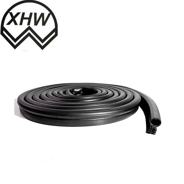 Prevent air movement sauna door rubber seal strip