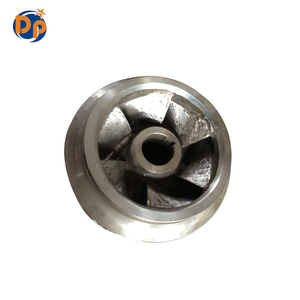 Centrifugal water pump spare parts brass impellers